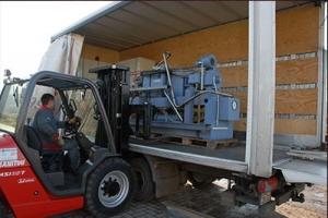 Maschinen- und Tresortransporte