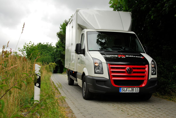 eiltransport sprinter
